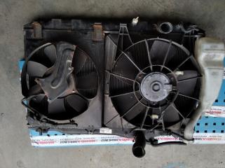 Вентилятор радиатора левый Honda Civic 8 5D 2006-2011