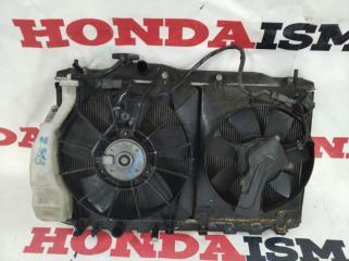 Моторчик охлаждения левый Honda Civic 8 5D 2006-2010