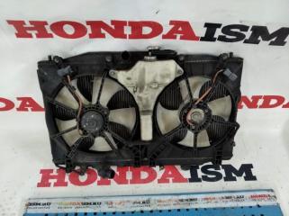 Запчасть моторчик охлаждения левый Honda Accord 7 2003-2008