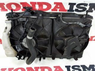 Моторчик охлаждения левый Honda Civic 8 5D