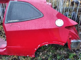 Лючок бензобака Honda Civic Type R 2006-2010