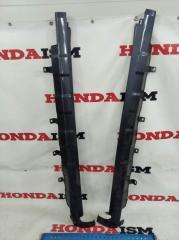 Накладка на порог правая Honda Civic Type R 2006-2010