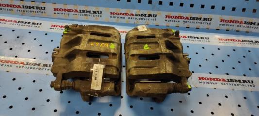 Суппорт тормозной передний правый Honda CR-V 3 2006-2012