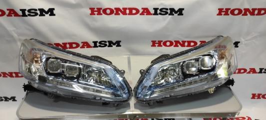 Комплект диодных фар Honda Accord 9 2013-2018