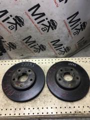 Запчасть тормозной диск передний TOYOTA SOARER