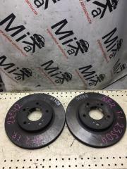 Запчасть тормозной диск передний HONDA STEPWGN