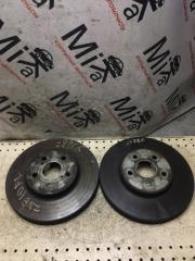 Запчасть тормозной диск передний TOYOTA WISH