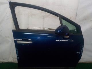 Запчасть ручка двери внешняя передняя правая Citroen C4 2007
