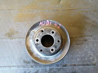 Запчасть шкив помпы Audi a6