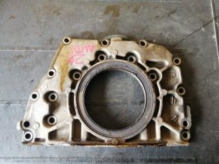 Запчасть задняя крышка двигателя Audi a6