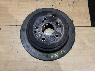 Запчасть тормозной диск задний Acura MDX 2005