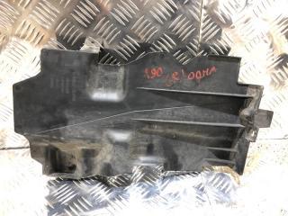 Запчасть дефлектор радиатора правый Chevrolet Captiva 2008