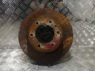 Запчасть тормозной диск передний левый HUMMER H3 2007