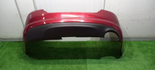 Запчасть бампер задний Jaguar XF 2013