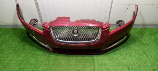 Запчасть бампер передний Jaguar XF 2013