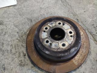 Запчасть тормозной диск задний Honda CR-V 2013