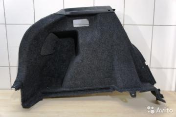 Запчасть обшивка багажника левая Toyota Corolla 2006