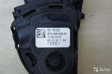 Педаль газа Audi A4 2010