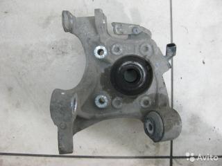 Запчасть кулак задний левый Audi A6 2006