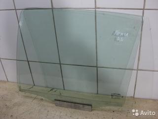 Запчасть стекло заднее левое Daewoo Nexia 2011