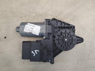 Моторчик стеклоподъемника задний левый Skoda Superb 2006