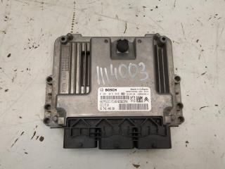 Запчасть блок управления двигателем Citroen C3 2010