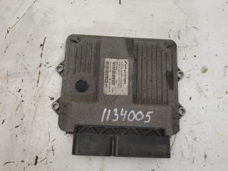 Запчасть блок управления двигателем Fiat Doblo 2009
