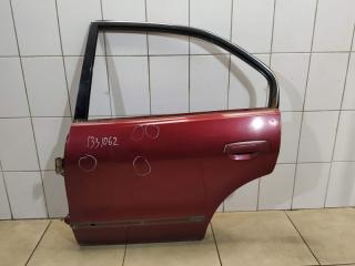 Дверь задняя левая Mitsubishi Galant 2002