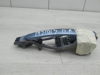 Запчасть ручка передняя левая Skoda Superb 2007