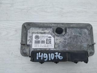 Блок управления двигателем VW Golf 2009