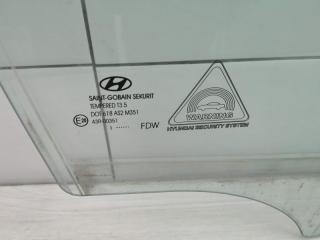 Стекло переднее правое Hyundai i30 2011