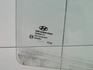 Запчасть стекло заднее правое Hyundai i30 2011
