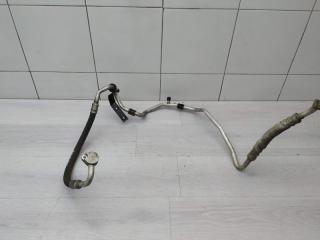 Трубка кондиционера толстая Skoda Octavia 2012