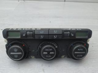 Блок управления климат-контролем VW Passat 2006
