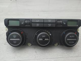 Блок управления климат-контролем VW Passat 2005