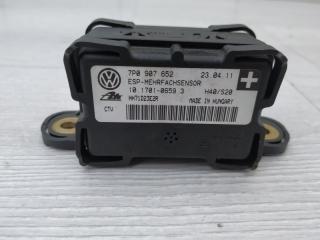 Блок электронный VW Touareg 2011