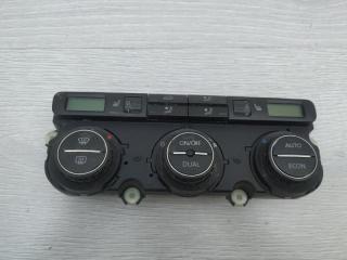 Блок управления климат-контролем VW Passat 2007