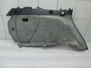 Запчасть обшивка багажника левая Porsche Cayenne 2005