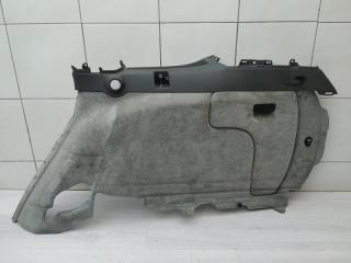 Запчасть обшивка багажника правая Porsche Cayenne 2005