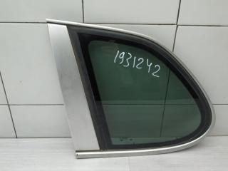 Запчасть форточка задняя левая Porsche Cayenne 2005