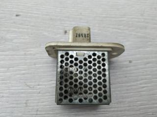 Запчасть резистор печки Suzuki Ignis 2006
