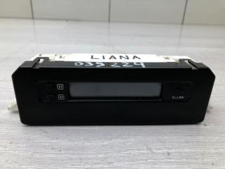 Запчасть дисплей информационный Suzuki Liana 2005