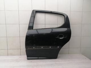 Дверь задняя левая Peugeot 207 2007