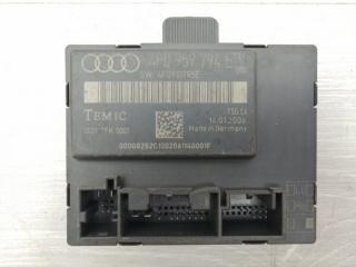 Запчасть блок комфорта двери Audi A6 2006