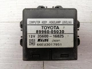 Запчасть блок управления светом Toyota Avensis 2007