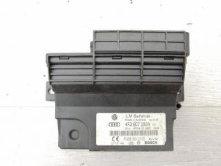Блок управления бортовой сети Audi A6 2006
