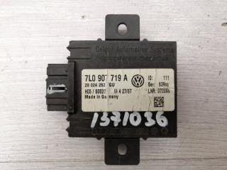 Блок электронный VW Touareg 2007