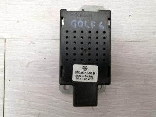 Усилитель антенны VW Golf 2011