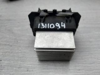 Запчасть резистор печки Peugeot 308 2012