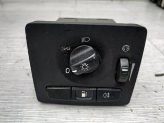 Блок управления светом Volvo S40 2011